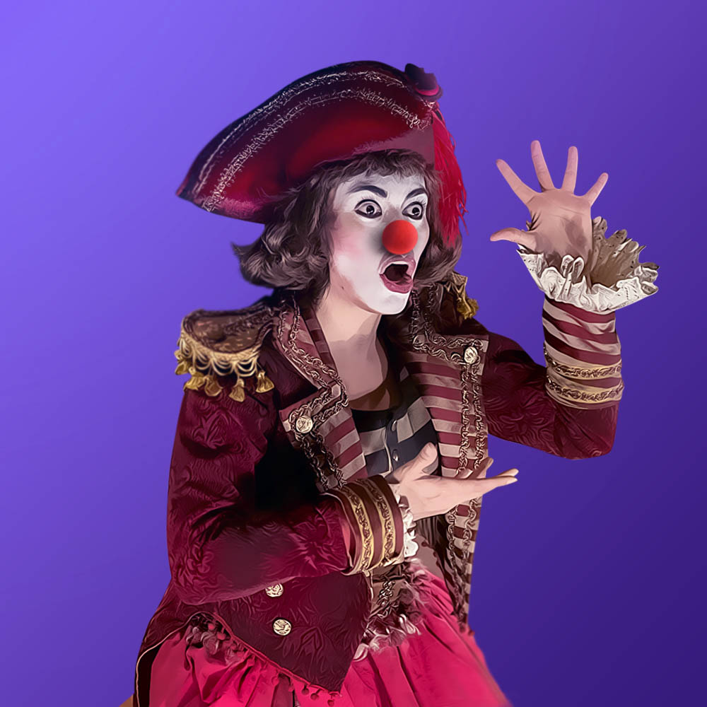 Clown - Jóvenes - Instituto Thomas Jefferson 1402a6d5607
